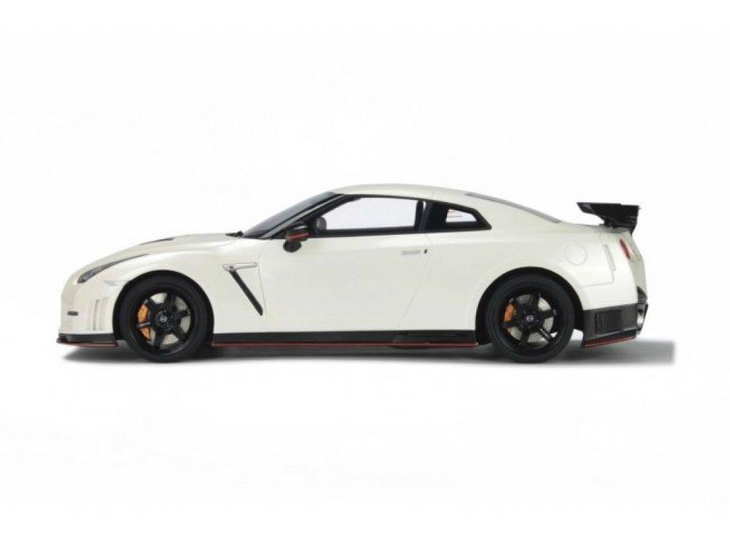 1:18 GT Spirit Nissan Skyline R35 NISMO белый