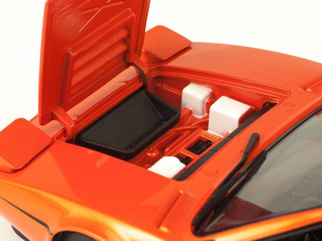 1:18 Minichamps BMW M1 E26 1978 оранжевый