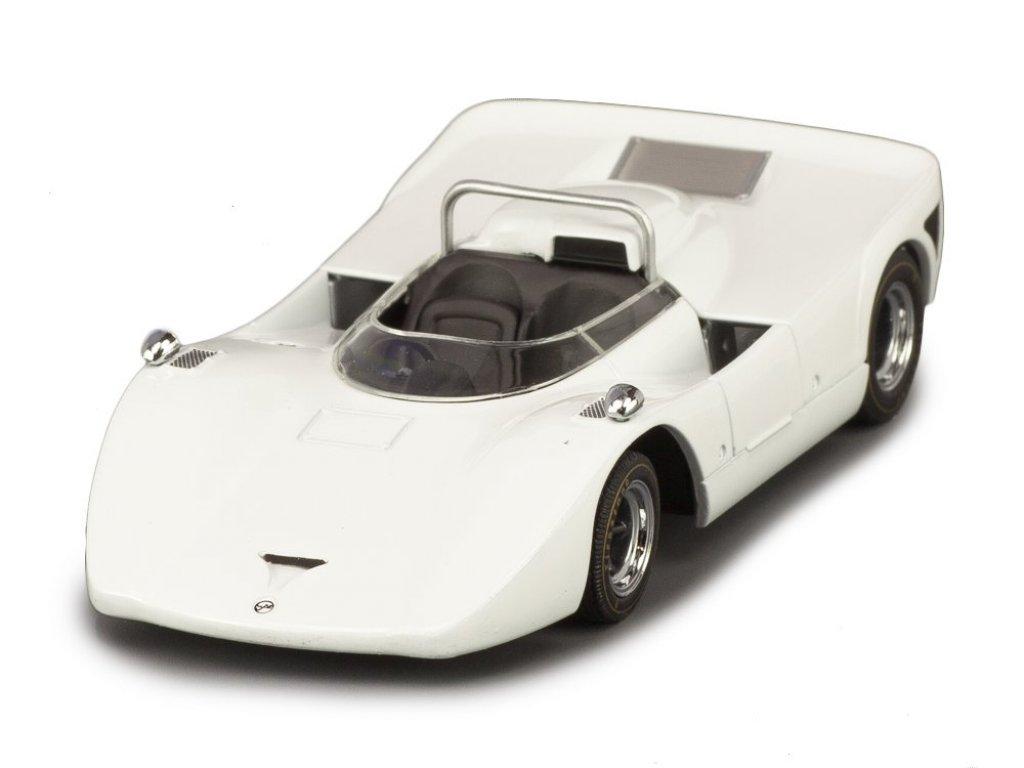 1:43 Ebbro Nissan R383 1970 white