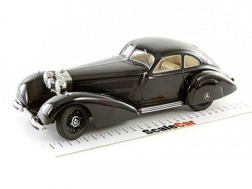 1:18 KK Scale Mercedes-Benz 540K Autobahnkurier W29 1938 черный