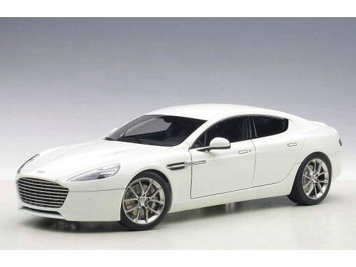 1:18 AUTOart Aston Martin V12 Vantage S 2015 белый