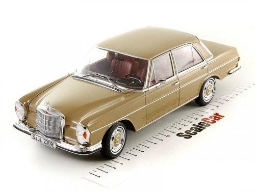 1:18 Norev Mercedes-Benz 280 SE (W108) бежевый мет.