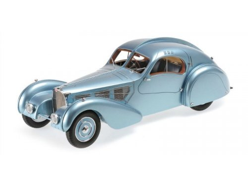 1:18 Minichamps Bugatti Type 57 Sc Atlantic 1936 голубой мет