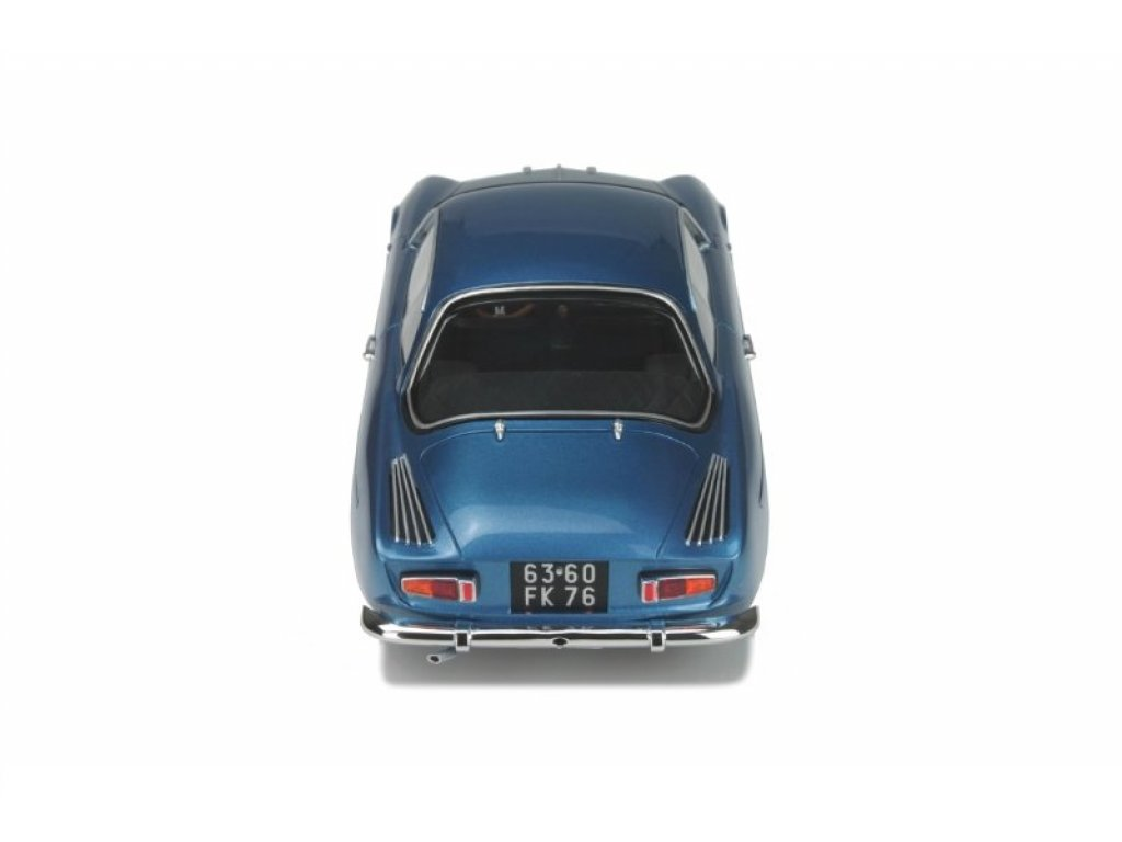 1:18 Otto Alpine A110 Berlinette синий мет