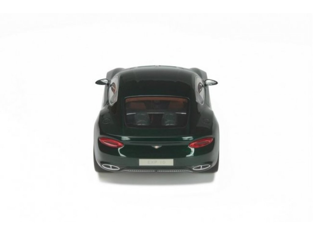 1:18 GT Spirit Bentley Exp 10 Speed 6 Concept British Racing Green зеленый