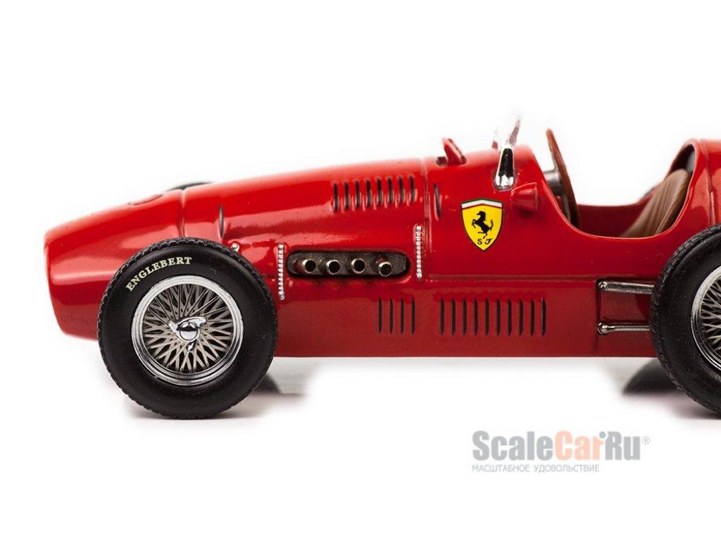 1:43 IXO Ferrari 500F2 #102 A.ASCARI победитель German GP Nurburgring 1952