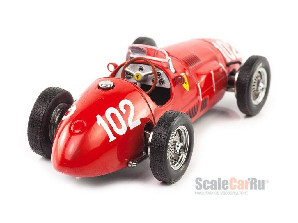 1:43 IXO Ferrari 500F2 #102 Alberto Ascari победитель German GP Nurburgring 1952