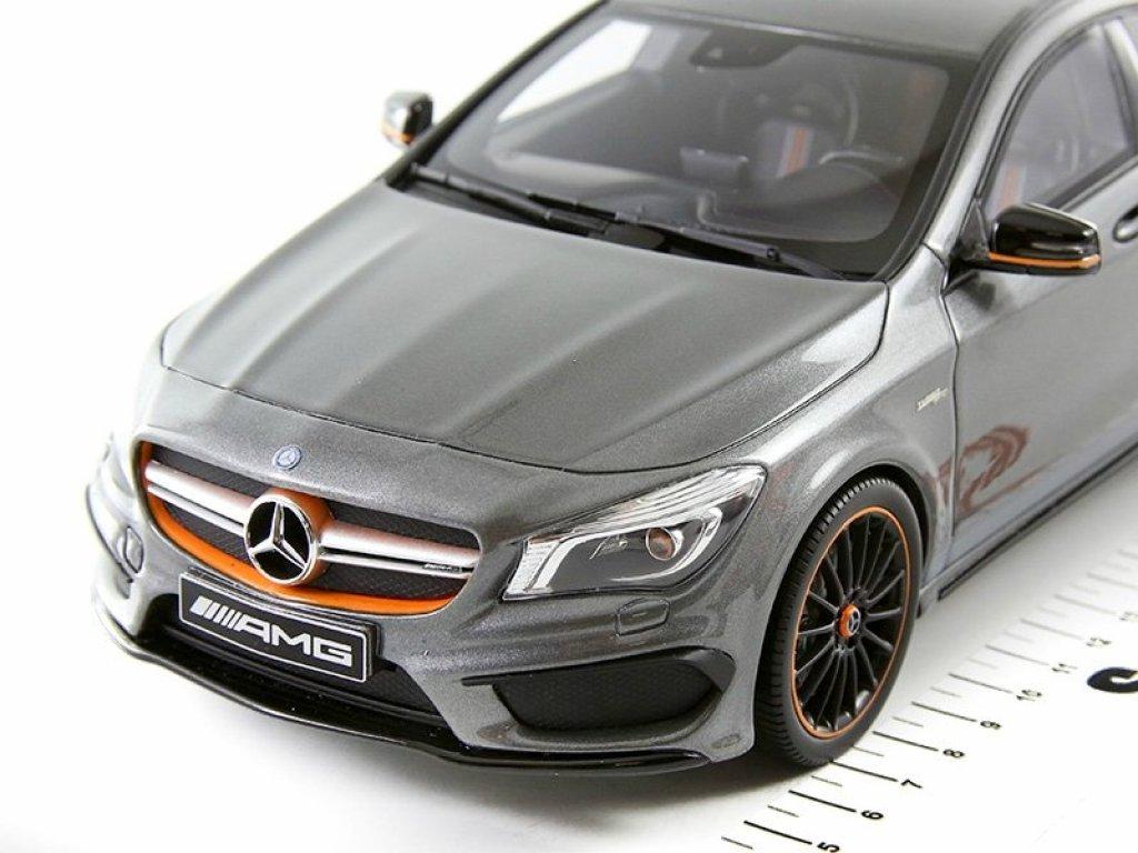 1:18 GT Spirit Mercedes-Benz CLA 45 AMG OrangeArt Edition