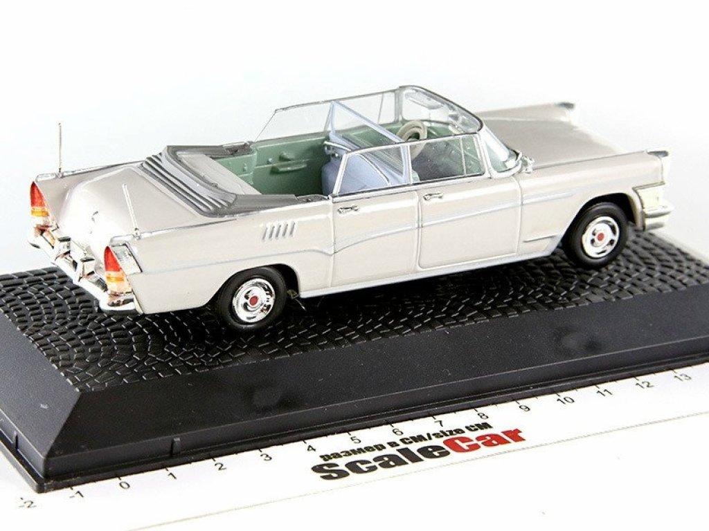 1:43 Atlas ЗИЛ - 111B кабриолет Брежнев Л.И. 1966