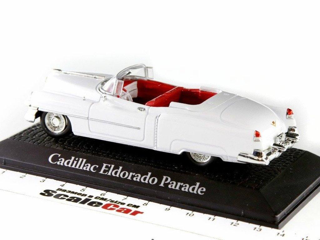 1:43 Atlas CADILLAC Eldorado Parade президента США Dwight Eisenhower 1953