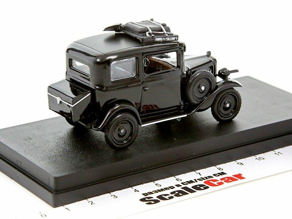 1:43 Rio FIAT 508 Balilla - Rallye Monte Carlo 1933 - Norishkine #57 Ралли Монте-Карло, гонщик Нарышкин