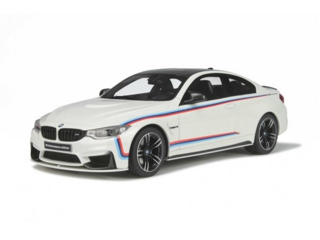 1:18 GT Spirit BMW M4 F32 Pack Performance Alpine White III белый