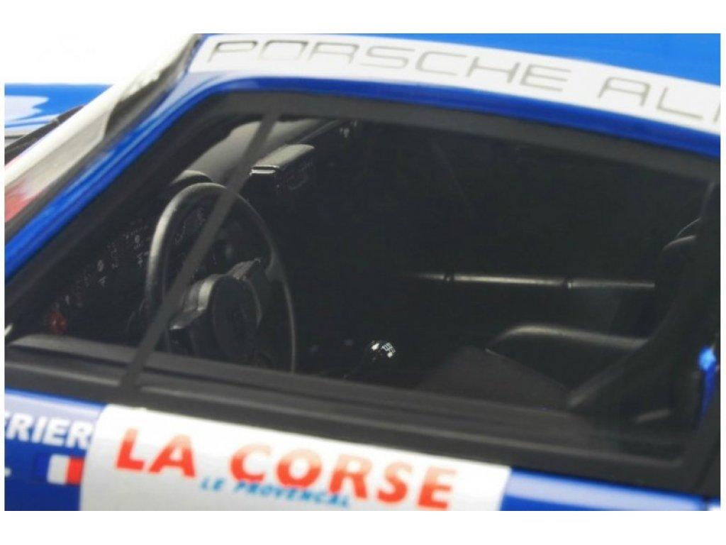 1:18 Otto Porsche 911 SC WRC Gr.4 #9 Jean-Luc Thérier Michel Vial Tour de Corse Rallye de France 1980