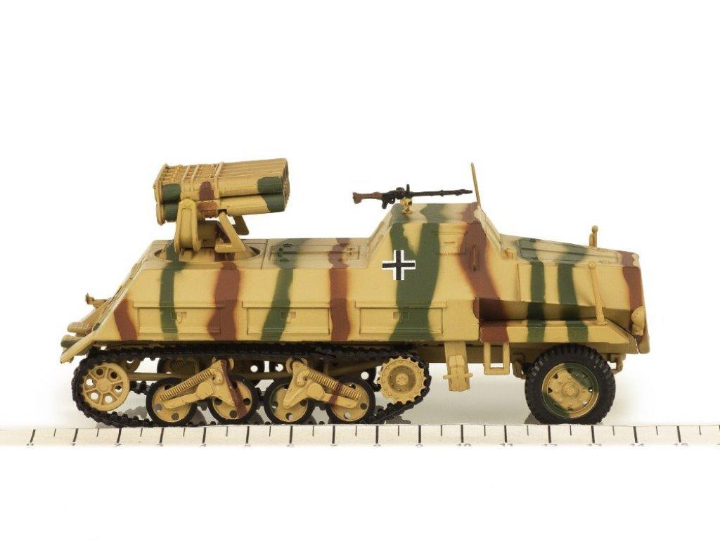 1:43 Atlas Sd.Kfz.4/1 Panzerwerfer Нормандия 1944