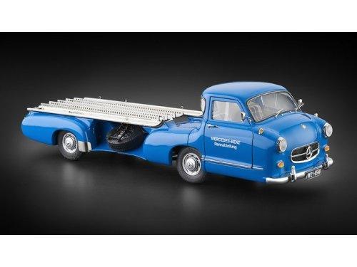 1:18 CMC Mercedes-Benz Renntransporter (The Blue Wonder) 1955