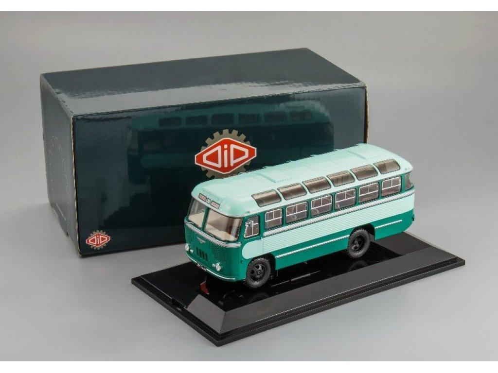 1:43 DiP Models Павловский Автобус тип 652 1960 г., маршрут Санаторий - Заказ