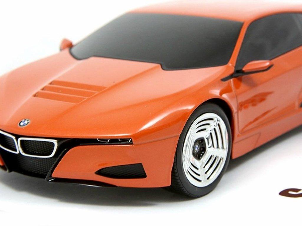 1:18 Norev BMW M1 Hommage оранжевый металлик