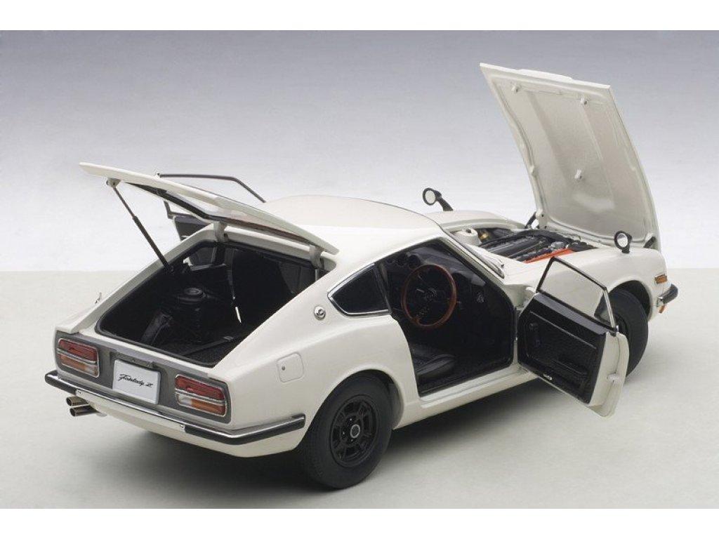 1:18 AUTOart Nissan Fairlady Z432 1969 белый