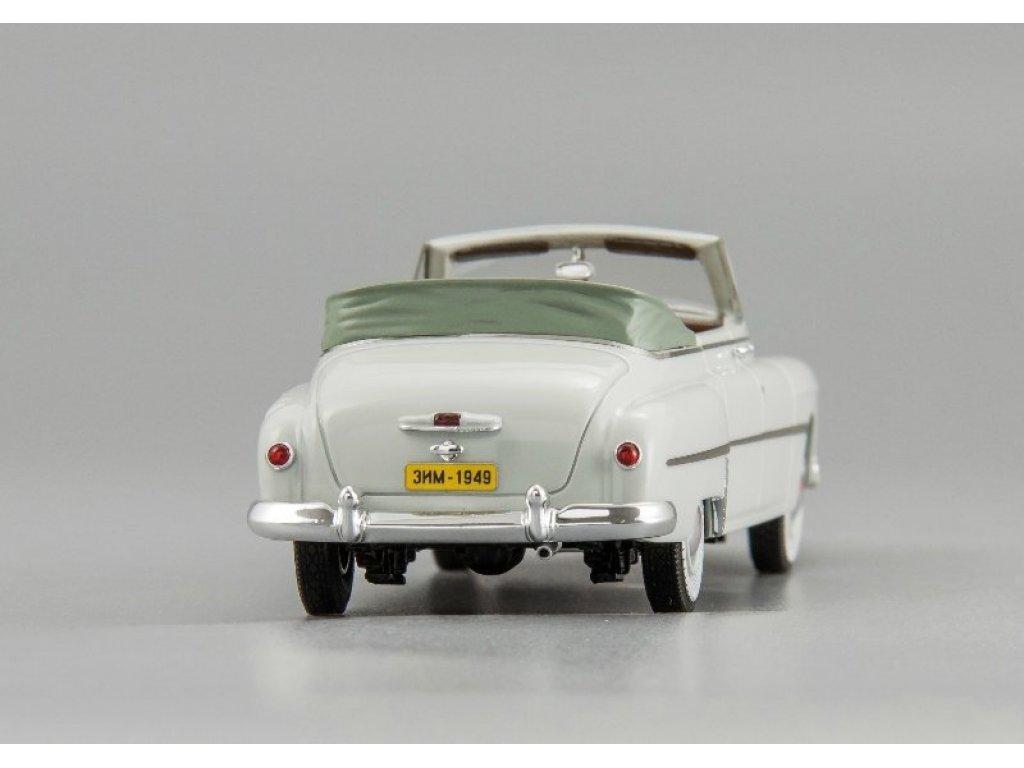 1:43 DiP Models ЗИМ (12) кабриолет (Светло-серый)