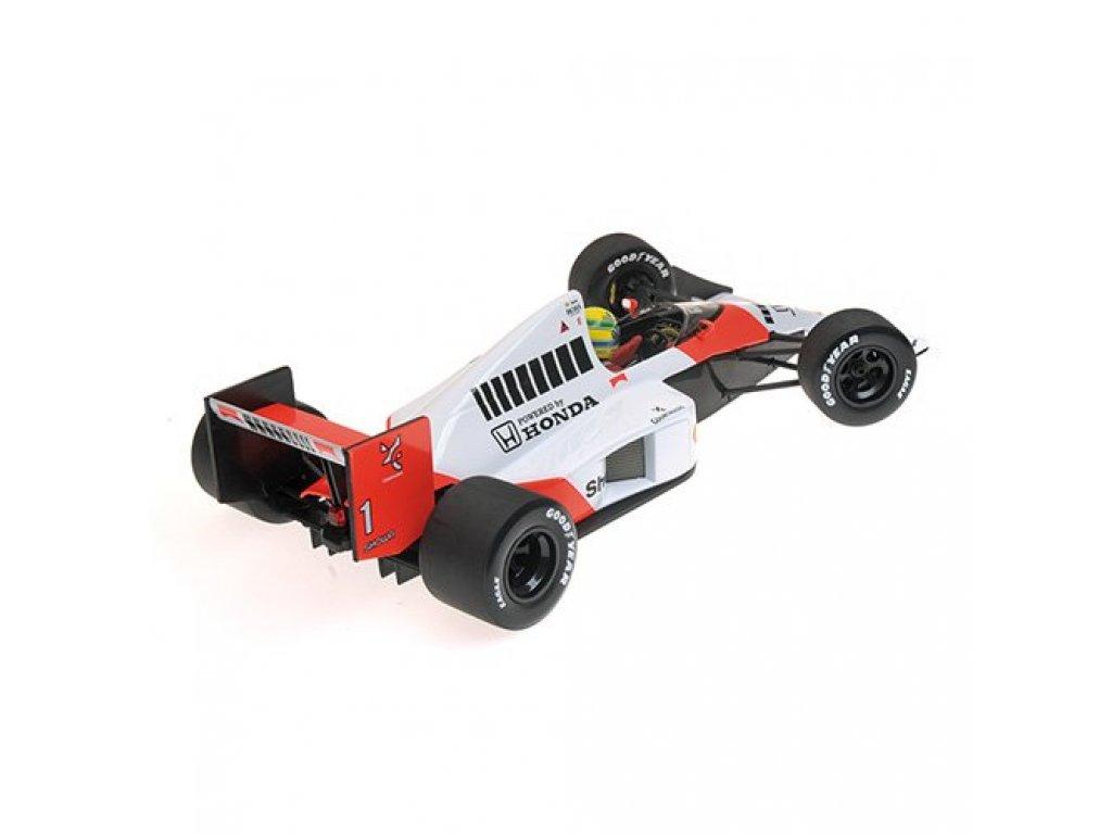 1:18 Minichamps McLaren Honda MP4-5 - Ayrton Senna - 1989