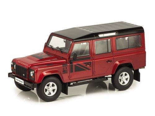 1:18 Century Dragon Land Rover Defender 110 красный