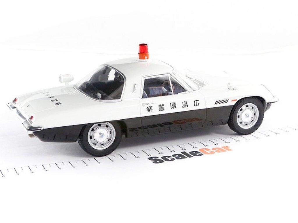 1:18 IXO Mazda Cosmo Sport Japanese Police полиция Японии