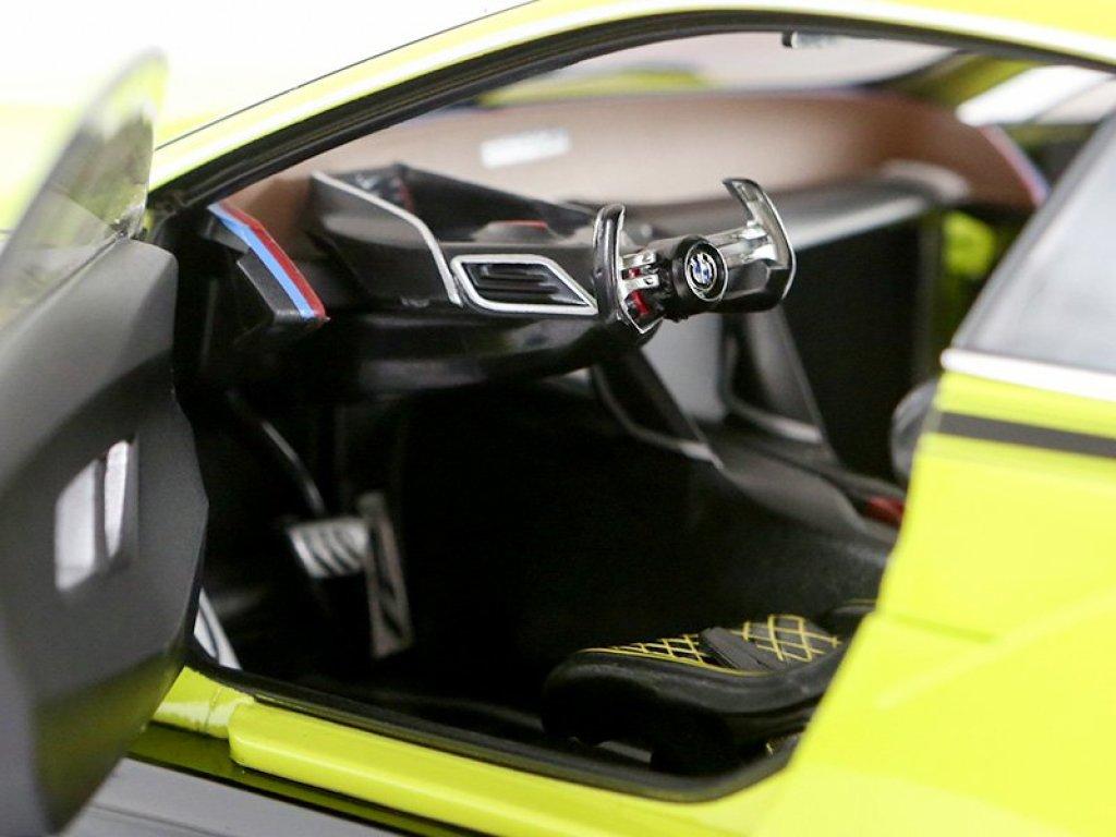 1:18 Norev BMW 3.0 CSL 2015 Hommage желтый