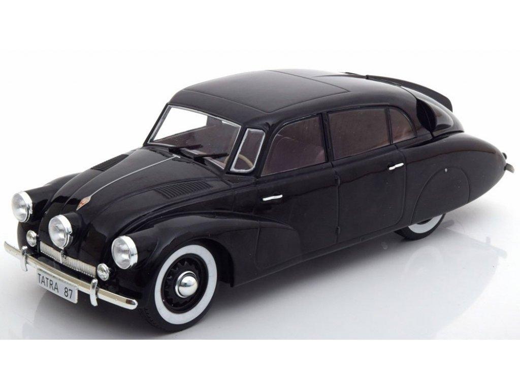 1:18 IXO Tatra 87 1937 черный