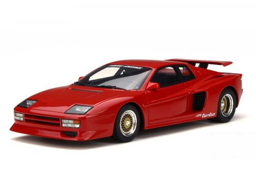 1:18 GT Spirit Koenig-Specials Testarossa Twin-Turbo rosso corsa красный