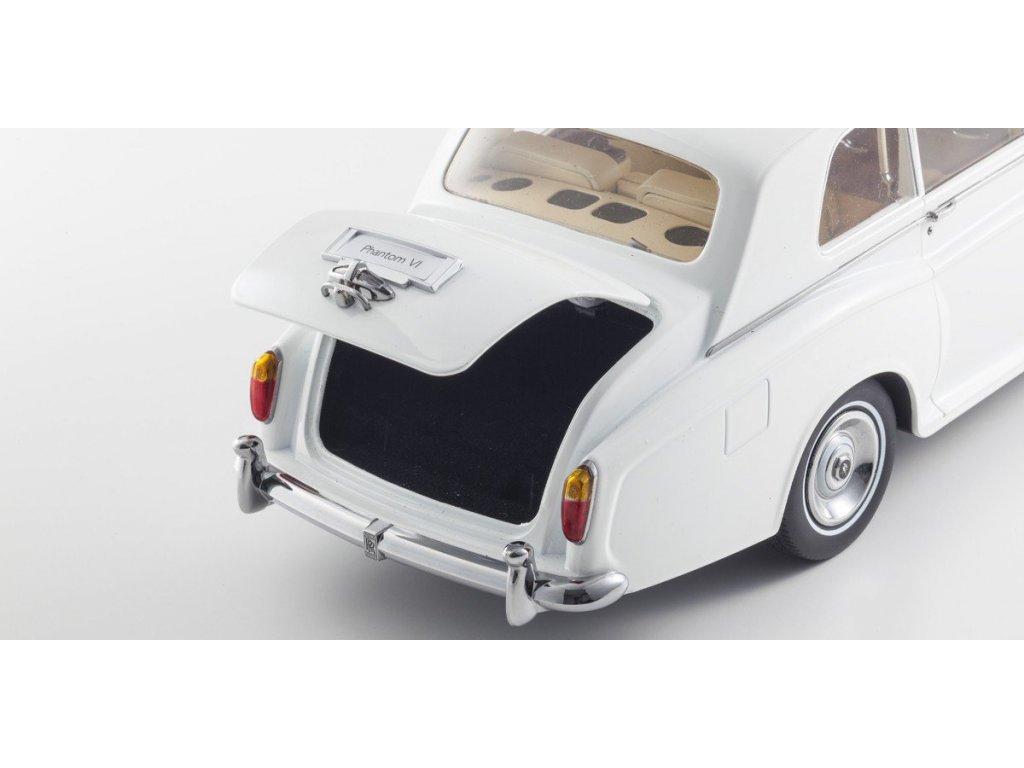1:18 Kyosho Rolls-Royce Phantom VI белый