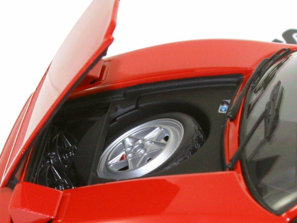 1:18 Kyosho Ferrari 328 GTB 1988 красный