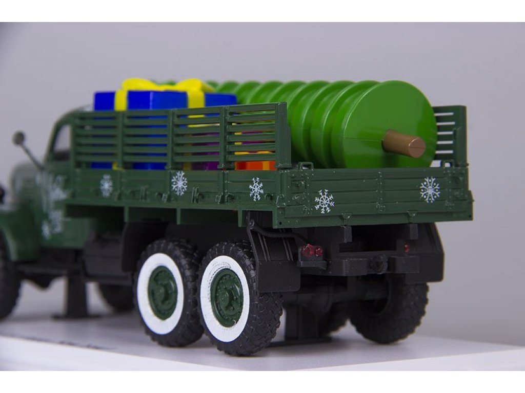 1:43 Start Scale Models ЗИЛ-157 Happy New Year