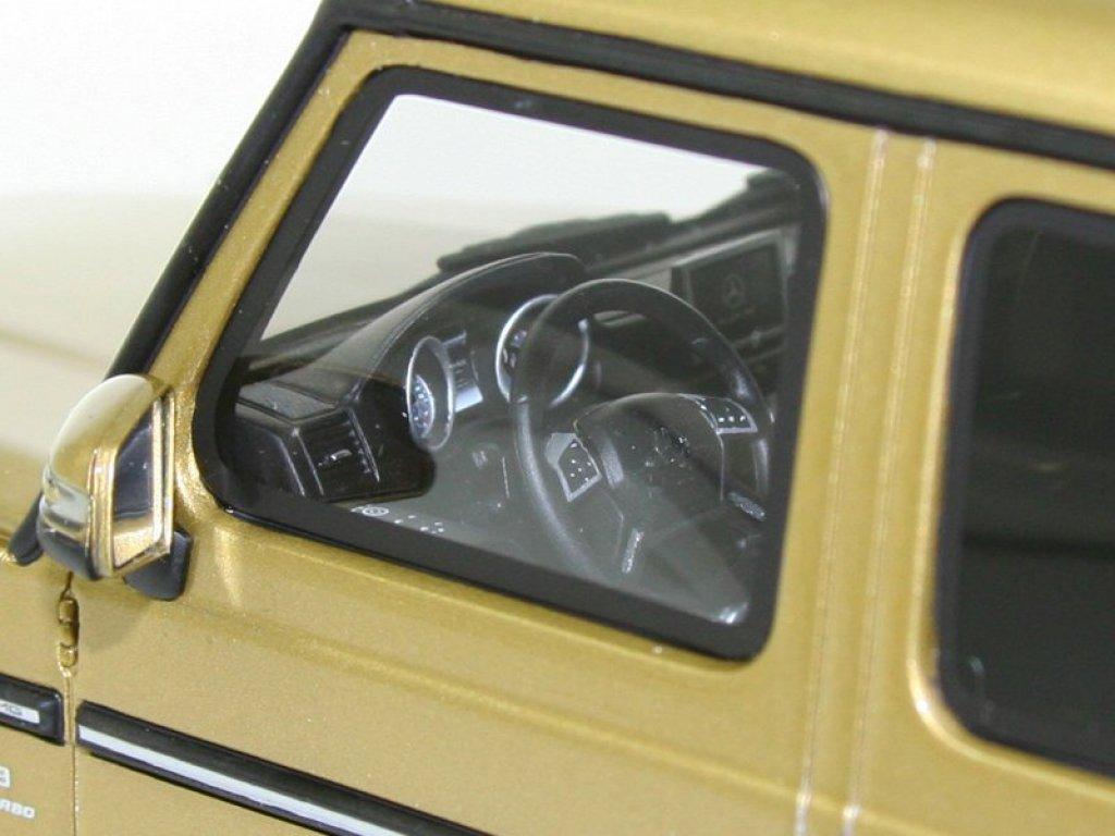 1:18 GT Spirit Mercedes-Benz G 63 AMG W463 2013 золотой металлик