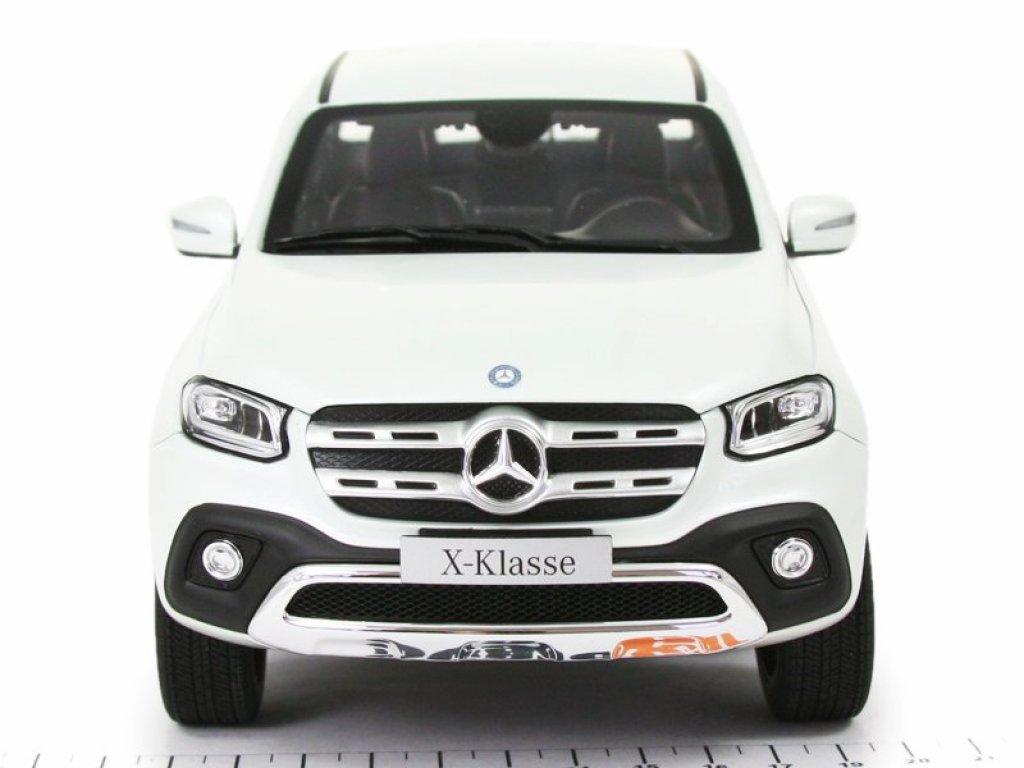 1:18 Norev Mercedes-Benz X-Klasse (BR470) 2017 белый
