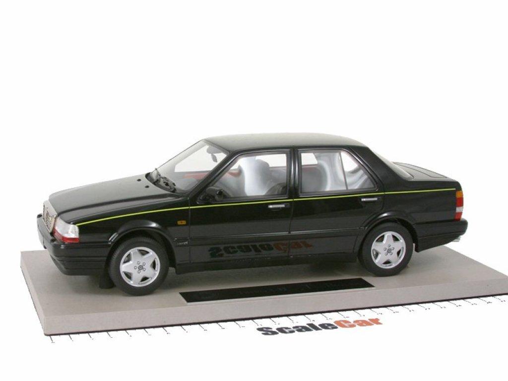 1:18 Top Marques Lancia Thema 8.32 (двигатель Ferrari) черный