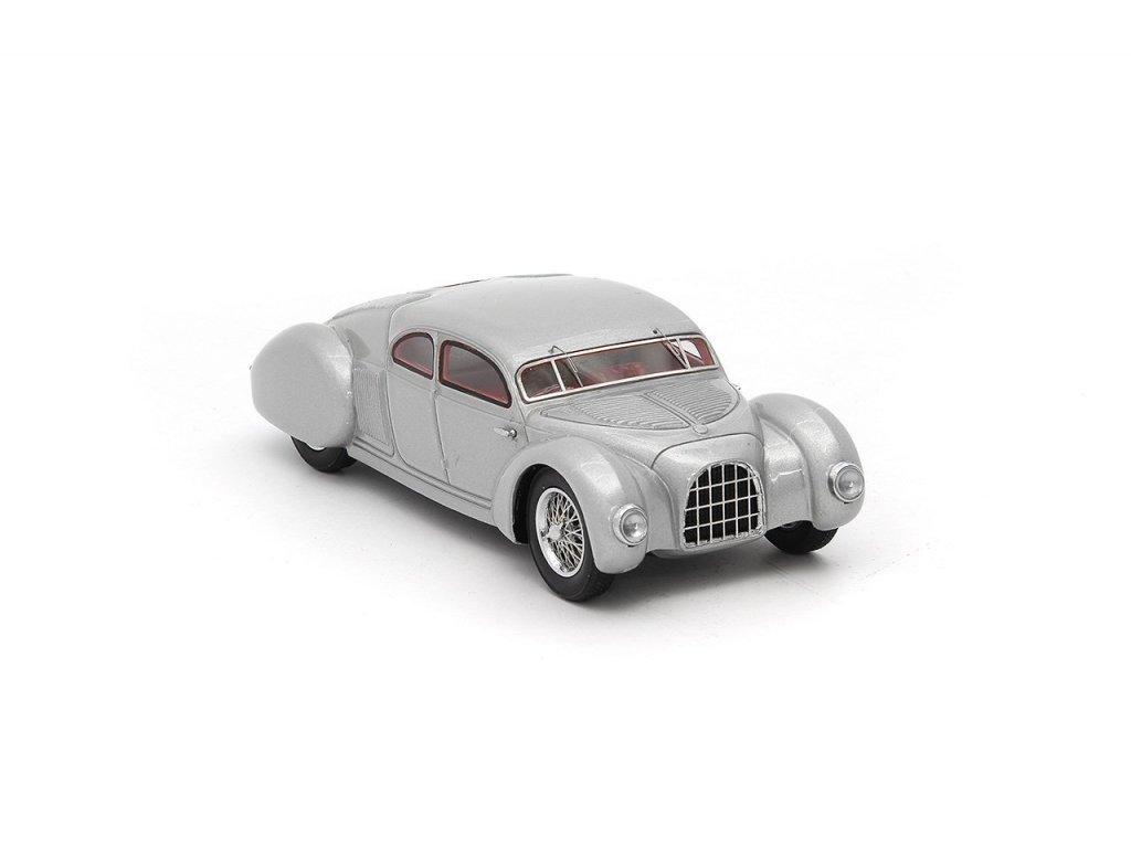 1:43 AutoCult Porsche-AutoUnion Type 52 в комплекте с книгой Book of the Year 2017 (English)