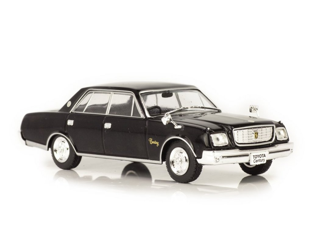 1:43 First 43 Models Toyota Century 1967 Black