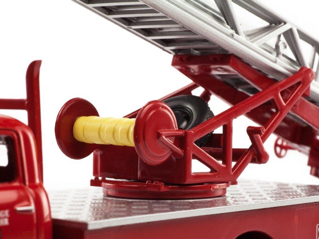 1:43 Altaya Opel Blitz Feuerwehr 1952-1960 пожарная лестница
