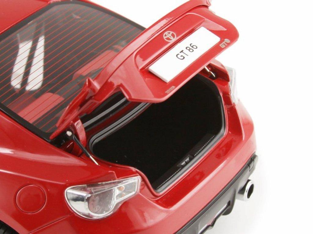 1:18 Century Dragon Toyota GT86 2014 красный