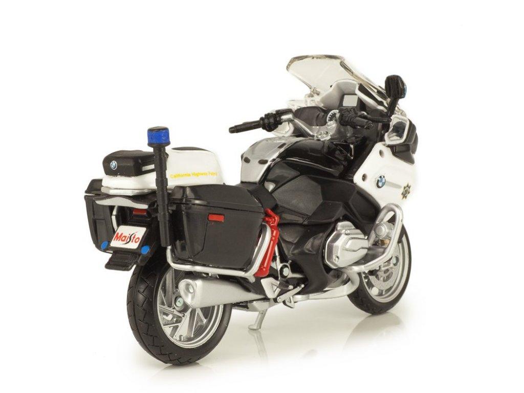 1:18 Maisto BMW R 1200 RT California Highway Patrol (CHP) Полиция Калифорнии