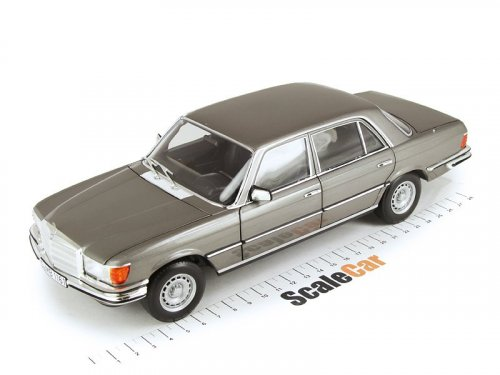 1:18 Norev Mercedes-Benz 450 SEL 6.9 (W116) 1976 серый