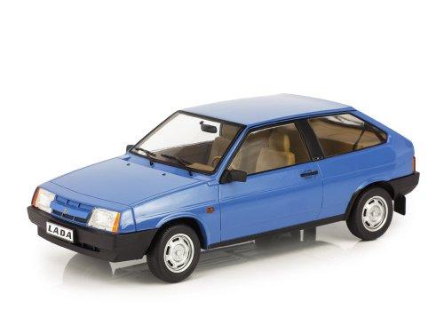 1:18 Premium Scale Models ВАЗ-2108 Lada Samara синий