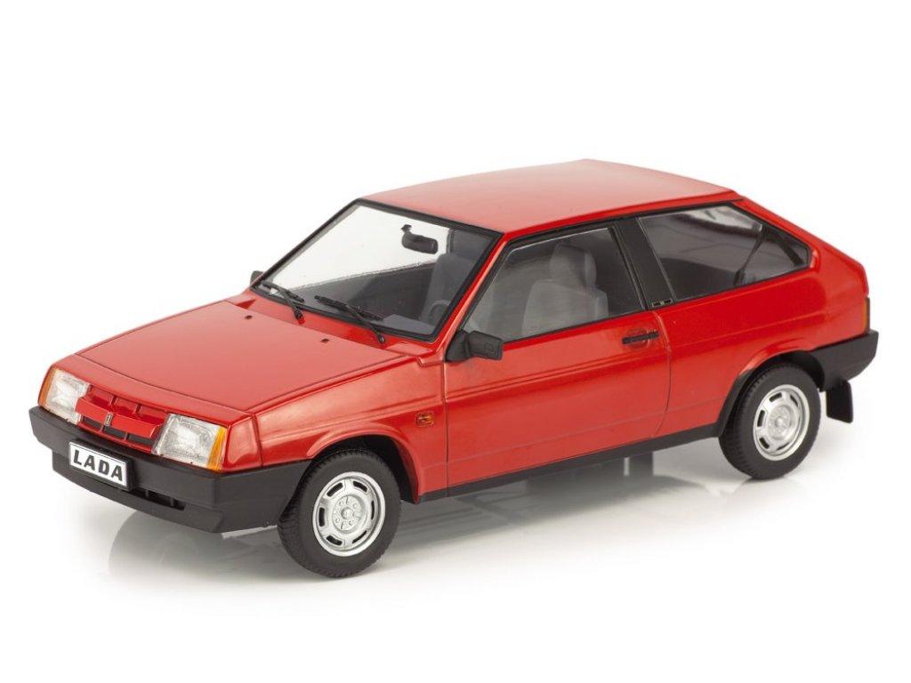 1:18 Premium Scale Models ВАЗ-2108 Lada Samara красный