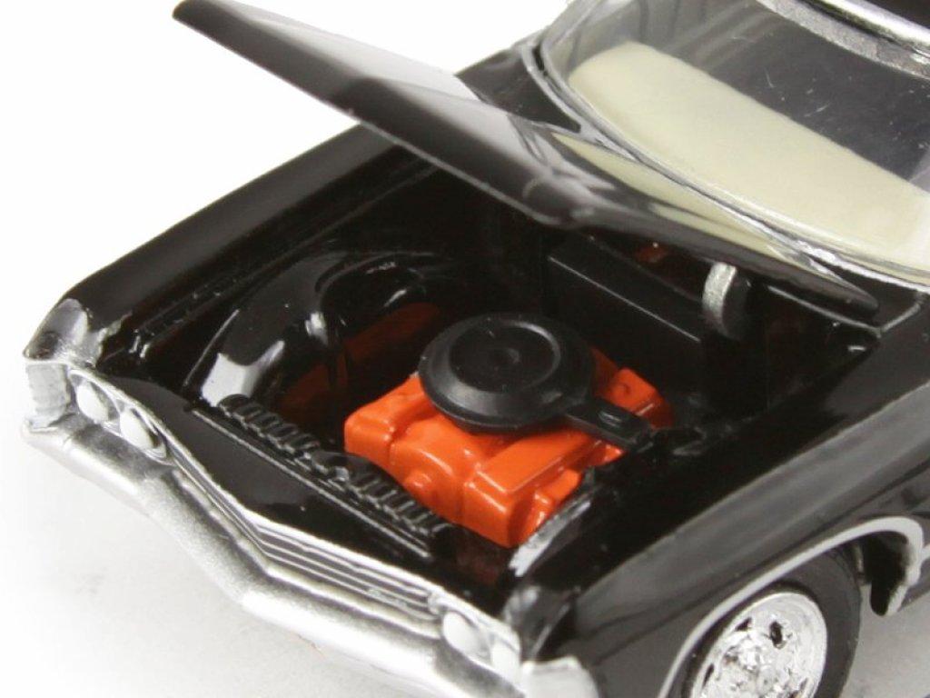 1:64 GreenLight Chevrolet Impala Sport Sedan 1967 (из телесериала Сверхъестественное)