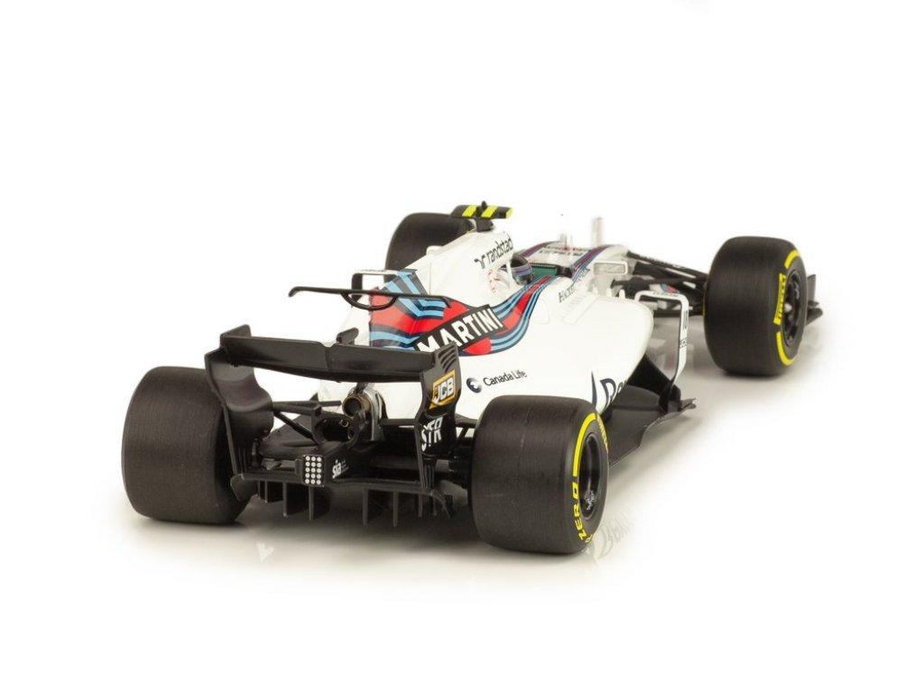 1:18 Minichamps Williams Martini Racing Mercedes FW40 Lance Stroll Australian GP 2017