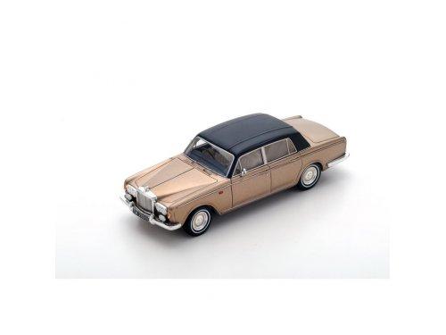 1:43 Spark Bentley T1 1965 золотой с черным
