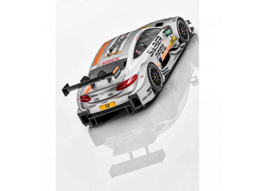 1:18 AutoCult Mercedes-AMG C63 DTM 2016 (C205) SILBERPFEIL Energy Robert Wickens #6