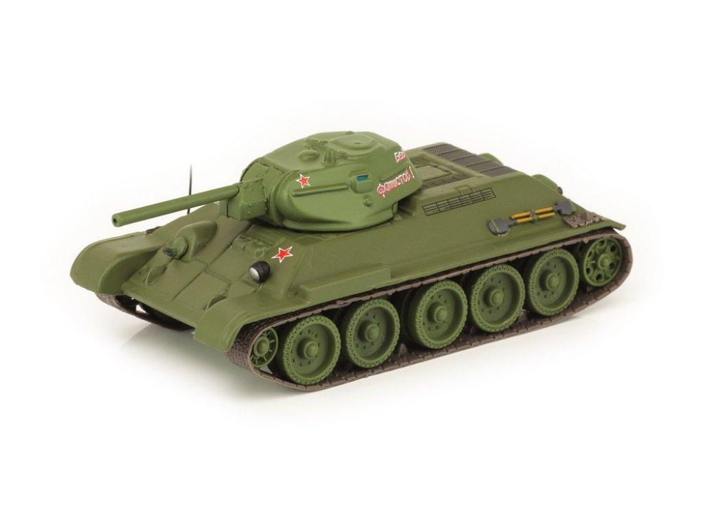 1:72 Atlas T-34 СССР 1943