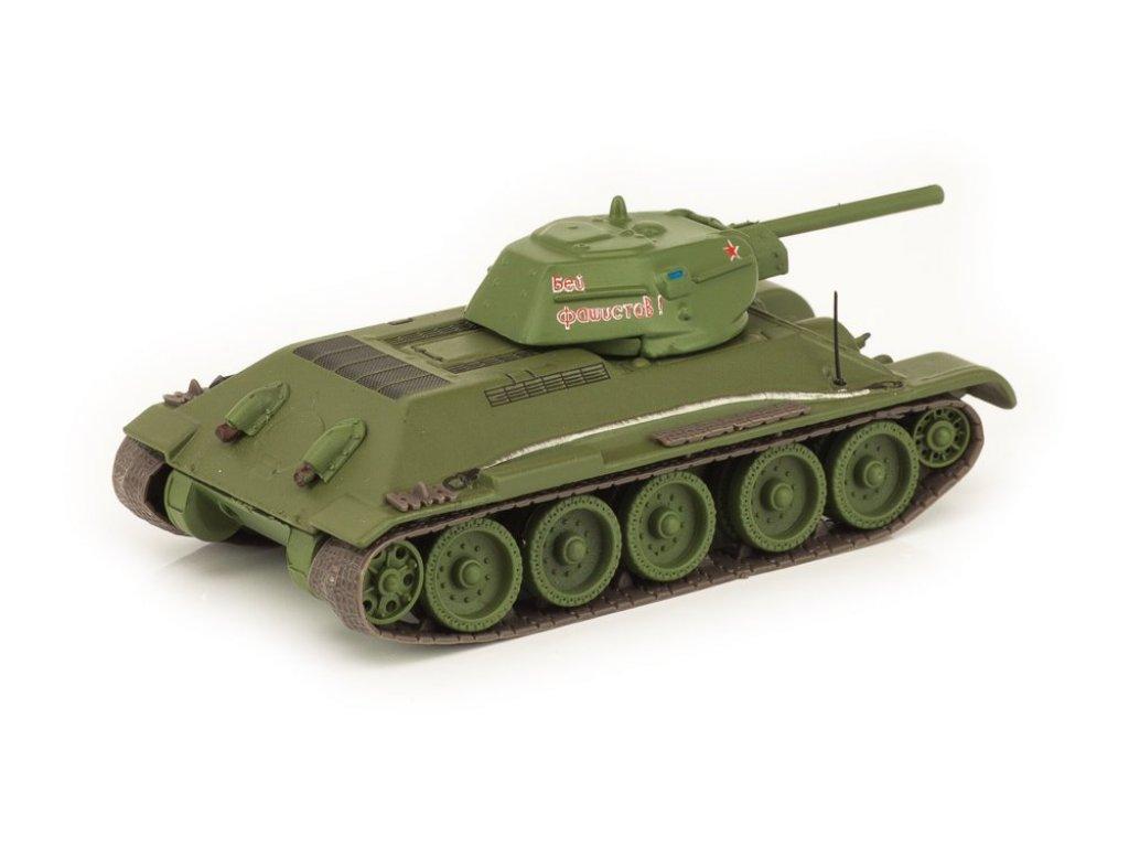1:72 Atlas Танк T-34 СССР Великая Отечественная Война 1943