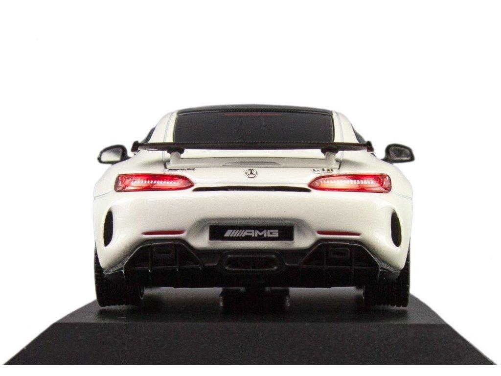 1:43 Norev Mercedes-AMG GT R (С190) 2017 белый